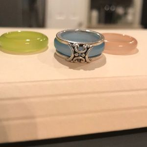 Premier Interchangeable Ring- Size 6